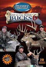 Muzzy - Bad To The Bone Bucks 6 Dvd - Bowhunting Dvd - Usa