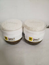 Lot of 2 YES TO Coconut for dry skin Coconut Oil Cleansing Balm 4 oz ea New
