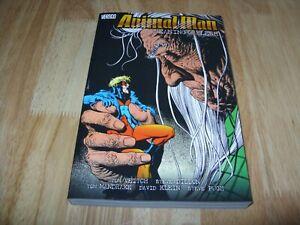 ANIMAL MAN: THE MEANING OF FLESH v5 - VERTIGO Comics GRAPHIC NOVEL