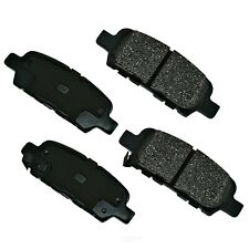 Disc Brake Pad Set Rear Akebono ACT905