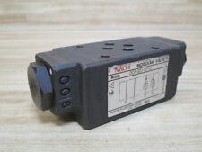 Nachi OCP-G01-W1-21 Modular Valve OCPG01W121
