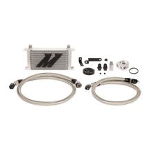 Mishimoto Oil Cooler Kit - fits Subaru Impreza WRX - 08-14 Silver