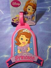 New with Tag for Sale -  Luggage Tag  ( Sofia the First )