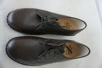 FINN COMFORT Atlanta Damen Schnürschuhe mit Einlage Gr.7/ 40,5 Braun Leder NEU