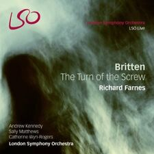 Andrew Kennedy - Britten: Turn of the Screw (LSO/Farnes) [CD]