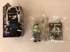 Toy2r Qee The Future Is Stupid Zombie Chase by Frank kozik 2.5 Anarqee