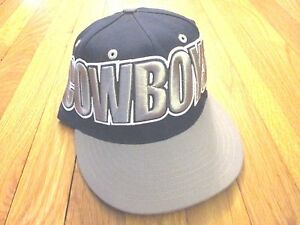 MITCHELL & NESS NFL THROWBACK DALLAS COWBOYS FITTED HAT 7 1/8