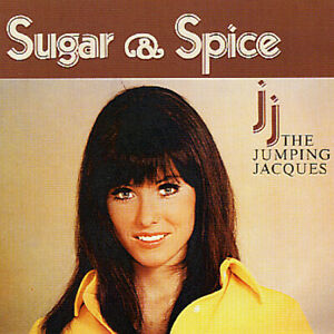 The Jumping Jacques – Sugar & Spice     New  cd     in seal