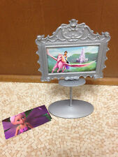 2008 Barbie Doll My Dream House Glam Home TV Television Bedroom Furniture