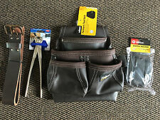 """ROLSON POUCH- 68871-  2""""BELT,""""KNIPPEX SILVER -KNIPPEX HOLDER"""