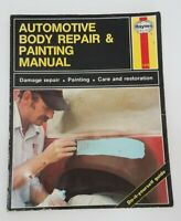 Haynes Automotive Body Repair & Painting Manual 1497