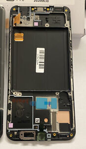Genuine SAMSUNG GALAXY A40 A405F LCD TOUCH DISPLAY SCREEN - Black Service Pack