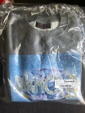 Diamond Supply Co. Take Them Crewneck, Grey, Sz Medium, A17DMPE19, Unopened!