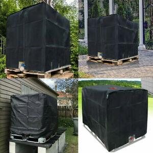 P1 IBC Container Abdeckung UV-Schutz Folienhaube Hülle Haube Regenwassertank
