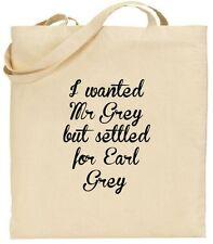 Tote Bag - 50 Sombras De Grey-Earl Grey