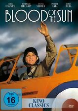 Blood on the Sun ( Kriegsdrama Klassiker ) mit James Cagney, Sylvia Sidney NEU