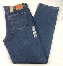 "NWT - LEVI'S Men's '550' Medium Wash RELAXED FIT  JEANS  -  Size. - 40"" X 38"""