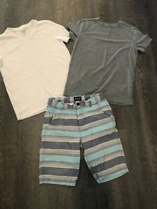 Boys Shorts And Tee-shirts Size 8-10 Cat & Jack, The Children's Place GUC