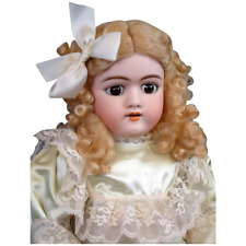 """New ListingAntique Handwerck 109 Antique Doll 25"""" with Beautiful Marked Cryer Body"""