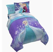 Disney Frosen 'Magical Winter' 7Pc Full Bed In A Bag