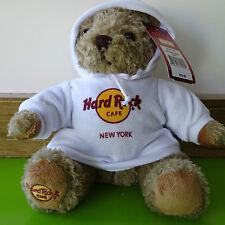 HardRock Cafe - Hoodie Bear (NEW YORK - Limited Edition)