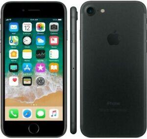 Apple iPhone 7 Unlocked AT&T Verizon T-Mobile 32GB 128GB 256GB