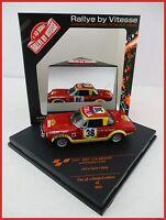 Fiat 124 ABARTH * #38 * Safari Rally 1974 * Ulyate * Vitesse * 1:43 * OVP * NEU