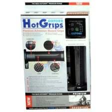 Oxford Hotgrips Premium Adventure Motorcycle Motor Bike Heated Grips - Pair