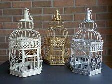 Bird Cage Wedding Card Holder, Shower Supplies, Money Holder, Hexagon Birdcage