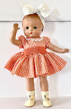 Vintage 13� Composition Effanbee Patsy Clone Doll