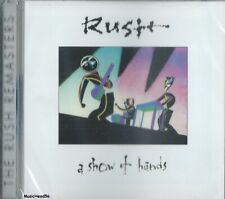 New ListingRush - A Show Of Hands - Progressive Art Rock Pop Music Cd