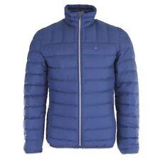 Cappotti e giacche da uomo blu Tommy Hilfiger