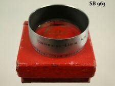 Orig Leica Leitz Summaron-Elmar Sonnenblende Lens Shade Hood 36Ø A36 Ger 963/7