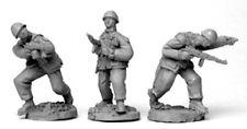 CP Models XM08 20mm Diecast WWII Italian 43-45 Decima Mas Riflemen w m33 Helmets