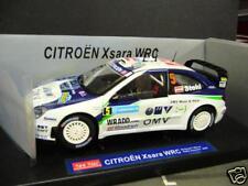 CITROEN Xsara WRC Rallye Sweden 2007 Stohl OMV #5 Sunstar Sonderpreis 1:18