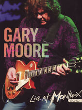 GARY MOORE LIVE AT MONTREUX 2010 DVD NEW REGION 2