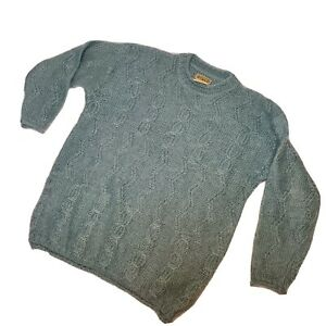 Long Women/'s Vintage Sweater size small