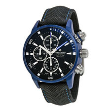 Maurice Lacroix Pontos S Extreme Black Dial Mens Watch PT6028-ALB11-331