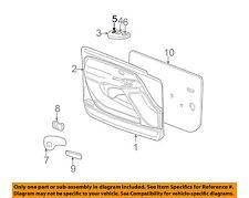 GM OEM Front Door-Lock Switch 15077858