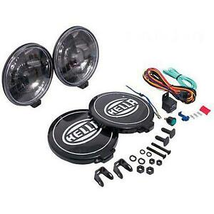 Hella 500 Series Black Magic 6.5 Inch Light 005750991