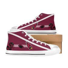 Arizona Cardinals Custom Sneakers High Top Canvas Casual Shoes