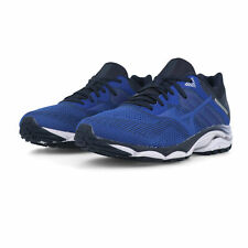 Mizuno Mens Wave Inspire 16 Running Shoes Trainers Sneakers - Blue Sports