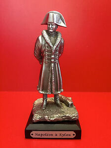Soldier pewter, Handmade Napoleon Bonaparte