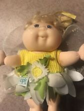 CABBAGE PATCH KIDS GARDEN FAIRY - DAISY Pre-Owned