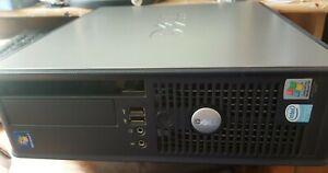 DELL  OPTIPLEX SFF GX20  EMPTY CASE  / SHELL  FOR  DESKTOP PC