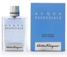 Acqua Essenziale by Salvatore Ferragamo 3.4 oz Cologne for Men EDT Spray New