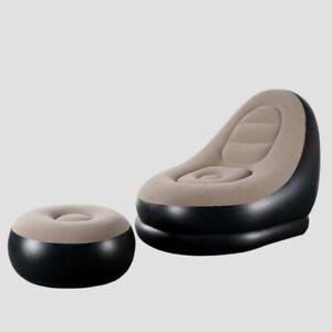 Marden Portable Sofa Bed Furniture Garden Inflator Sofa Outdoor Air Bag Fordable