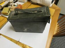 Ammo Box , Pre Owned