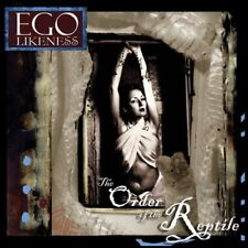 Ego Likeness - Order Of The Reptile [CD]