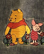 The Disney Store Vintage Winnie the Pooh & Piglet Exclusive Denim Dress Xxl